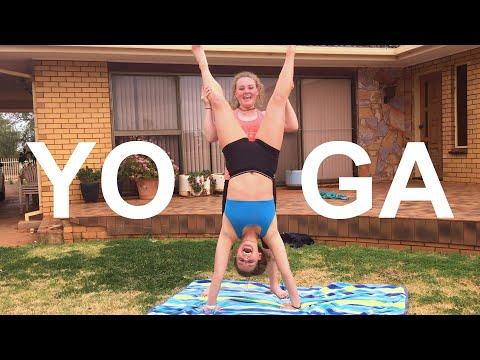 sister-yoga-challenge!