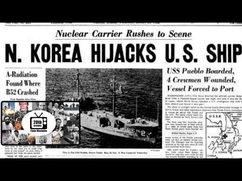 US Navy Analysis of the Pueblo Incident  (1968)