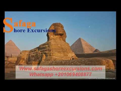 Tour to Giza Pyramids and the Egyptian Museum from Port Said || Safaga Shore Excursions