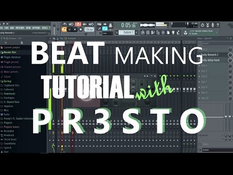 How to make Mr Eazi -  Leg Over | FL Studio Tutorial