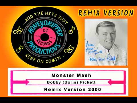 Bobby Boris Pickett - Monster Mash Remix - 2000