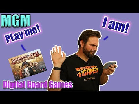 Sometimes Board Game Apps Are Better (Meta Game Minute)
