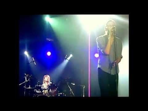 Jay-Jay Johanson - Rush (Live In Moscow 06.11.09)