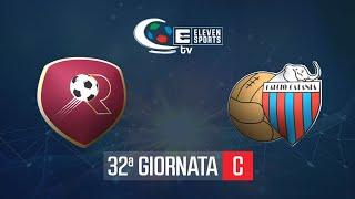Reggina - Catania 3-0 Highlights