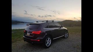 Audi Q5 2.OT Quattro SUV review