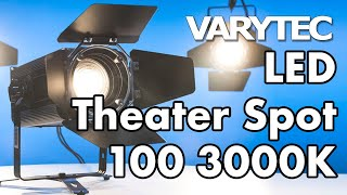 Varytec LED Theater Spot 100 3000K: blinded by the light