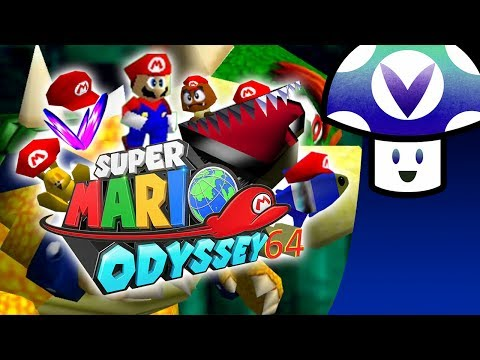 [Vinesauce] Vinny - Super Mario Odyssey 64