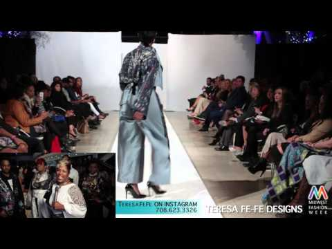 Midwest Fashion Week - Indianapolis - 2016 Fall - Fe-Fe Designs