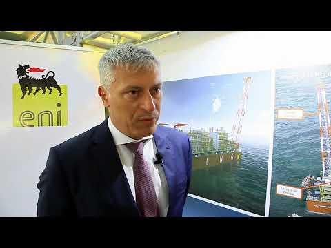 Fabio Castiglioni - Mozambique Gas Summit 2017