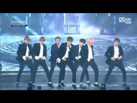 [170222] BTS - Save Me & 피 땀 눈물 (Blood, Sweat, Tears) @ 6th Gaon Chart Kpop Awards