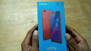 Unboxing: Vidéo Déballage du Hot 6 Pro X608 d'Infinix Mobile