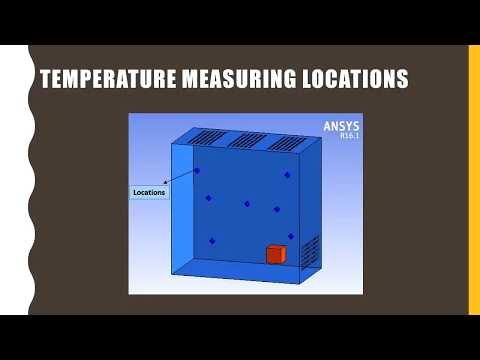 6. CFD Analysis Of Electronic Components Cooling| Thermal Analysis