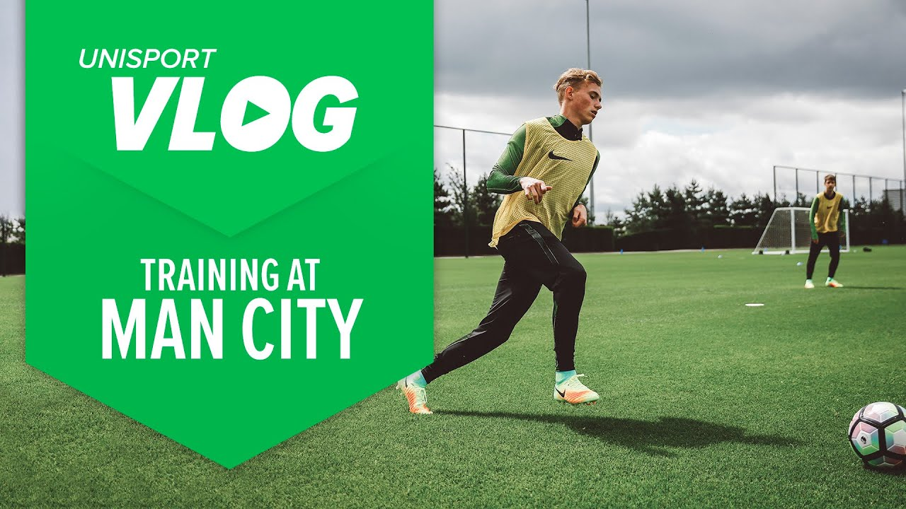the latest 68cff a3c60 Crossbar Challenge With Kevin De Bruyne + Magista Obra 2 Trial at  Manchester City