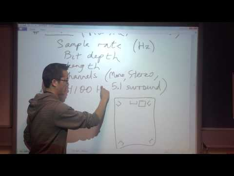 Calculating File Size: Audio