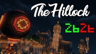 2b2t Hillock Base Tour