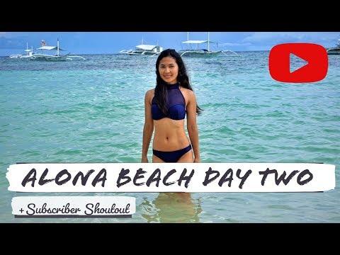 Amazing day at Alona Beach | Bohol Panglao| Philippines PH