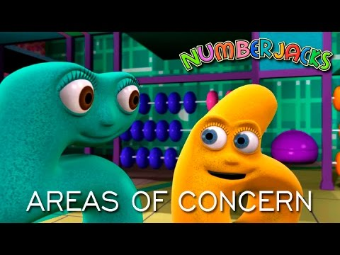 NUMBERJACKS | Areas Of Concern | S2E15