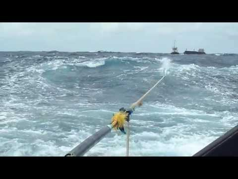 Towing of Tug and Barge from New Caledonia to Whangarei NZ
