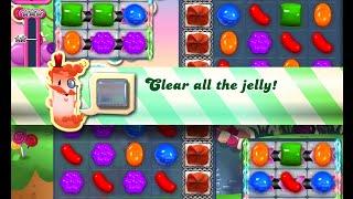 Candy Crush Saga Level 952 walkthrough (no boosters)