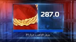 بالفيديو.. ارتفاع أسعار الذهب اليوم الاثنين.. وعيار 21 يسجل 532 جنيها