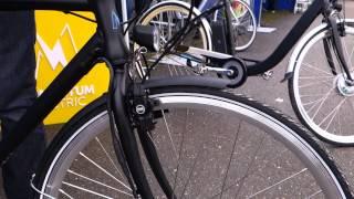 Eurobike 2014 - Momentum Electric 2015 - Neues Upstart und Model T