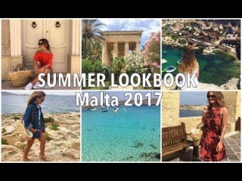 Summer Lookbook Malta 2017 | loveandgreatshoes