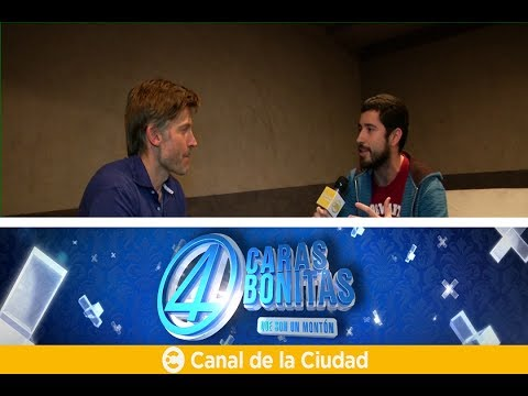 "<h3 class=""list-group-item-title"">Entrevista exclusiva con Nikolaj Coster-Waldau - 4 caras bonitas</h3>"
