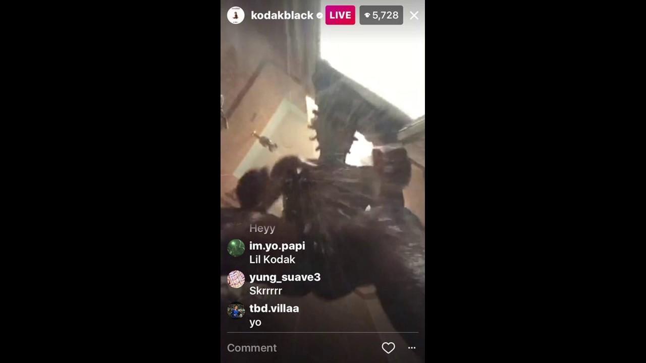Kodak Black Exposed Himself In The Shower- Meme - Youtube-6616