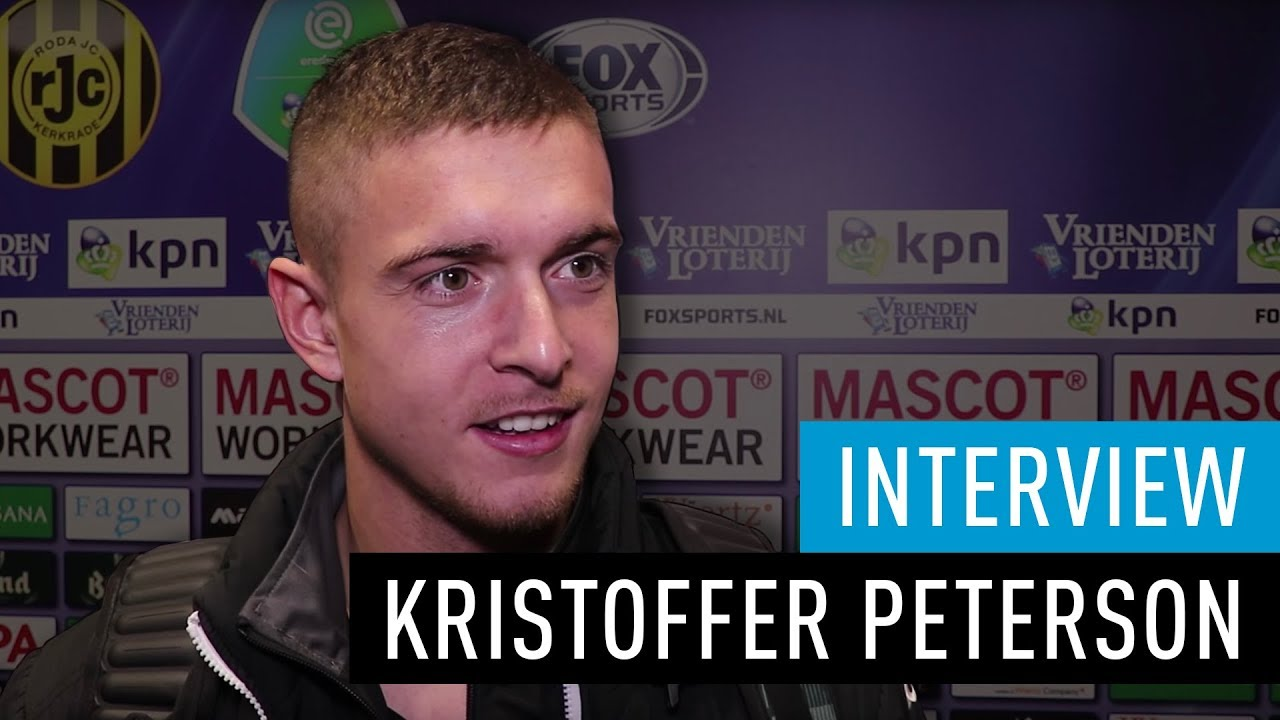"Kristoffer Peterson: ""Iedereen is superblij"" 