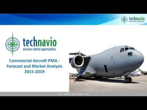 Commercial Aircraft PMA - Forecast and Market Analysis 2015-2019