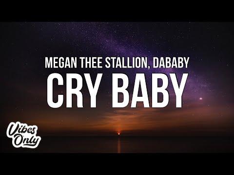 Megan Thee Stallion - Cry Baby (Lyrics) ft. DaBaby