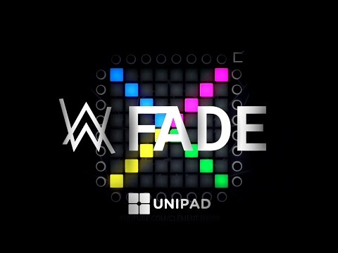 Alan Walker - Fade [NCS Release] | Launchpad Cover [UniPad] + Project File (Unipack)