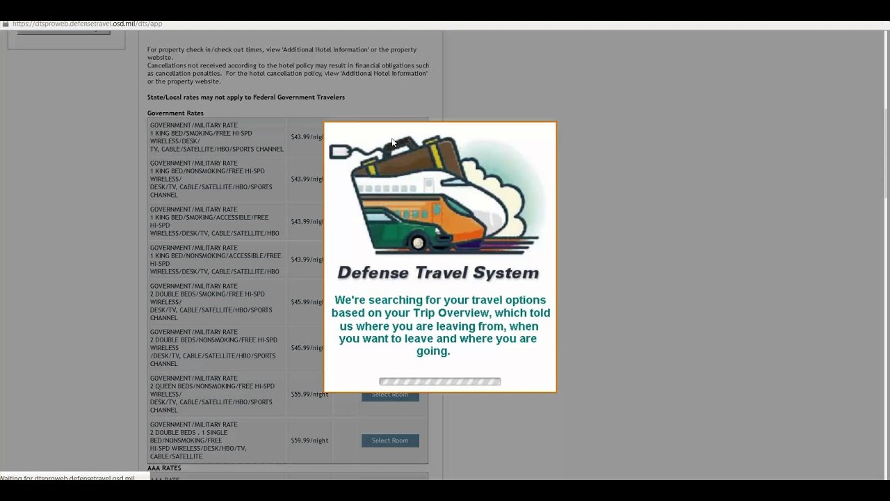 How to create an authorization in DTS YouTube – Dts Travel Worksheet