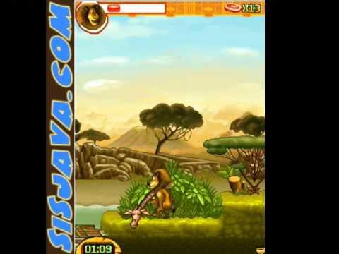 Мадагаскар 2: Побег в Африку (игра) - Полное прохождение 【БЕЗ комментариев】【60 FPS】