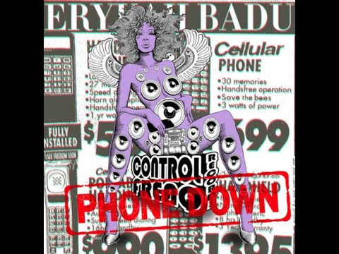Erykah Badu- Phone Down Music Video Extended cut