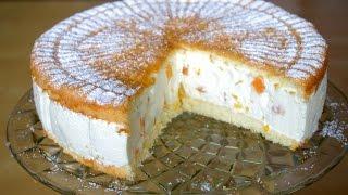 Aprikosen Käsesahnetorte ◊◊◊ köstlich und cremig ◊◊◊ Ron's Kitchen