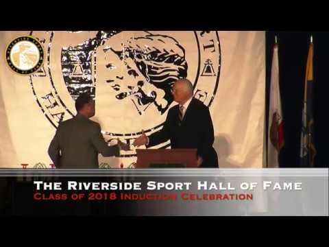 LIVE! The 2018 Riverside Sport Hall of Fame Ceremony (5-7-18)