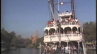 A Day At Disneyland 1990 Vhs Video Hbvideos Cool Disneyland California Videos