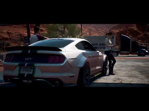 Hush  Fired Up  Need For Speed Payback Edition Music