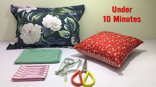 Sewing Projects to Make in Under 10 Minutes - Part 1 (continue)