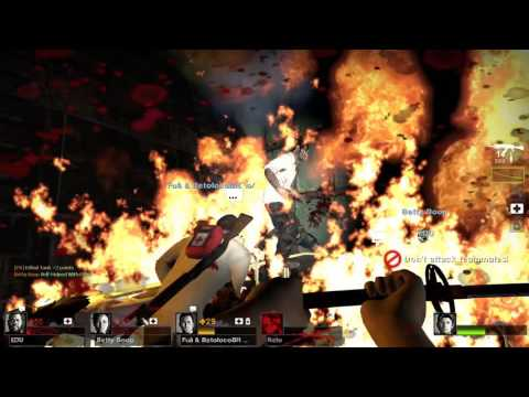 Left 4  Dead2 -  l4d2 -  Military Industrial Complex 2