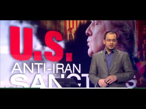 Anti Iran sanction