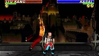 Ultimate Mortal Kombat Trilogy (fatality, приколы) (часть 3)