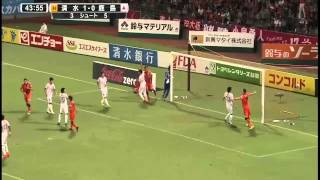 J1 Match Day Highlight J1第21節 清水vs鹿島 1-3 スカパー!では、TV・...