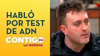 Luis Pettersen habló tras recibir ADN de bebé de Fernanda Maciel - Contigo en La Mañana
