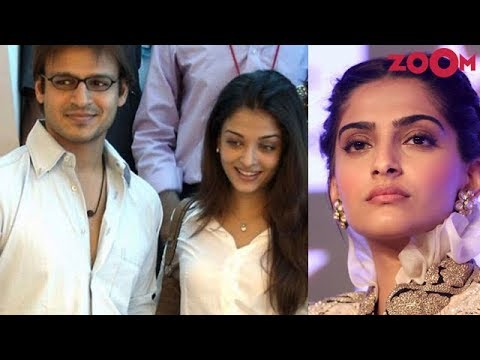 Vivek Oberoi deletes his social media meme on Aishwarya & takes a dig at Sonam Kapoor