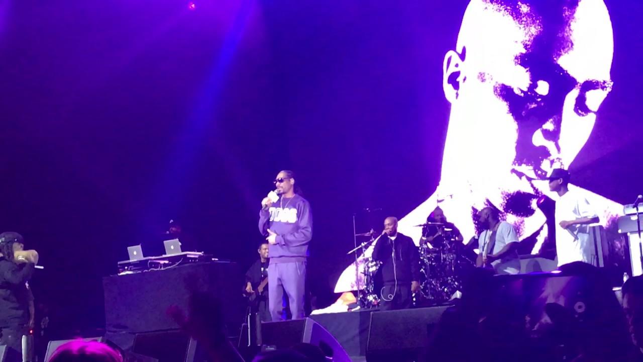Snoop Dogg Wellness Tour