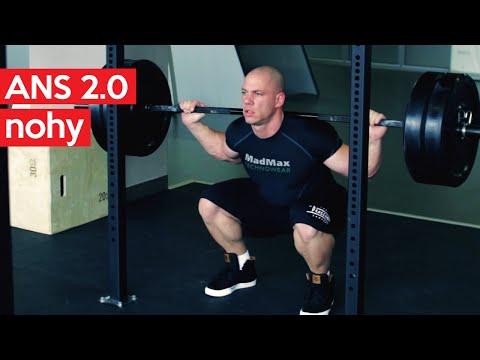 Ako nabrať svaly 2.0 - Nohy thumbnail