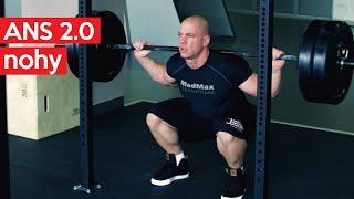 Ako nabrať svaly 2.0 - Nohy