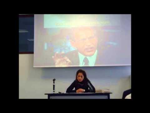 Religion et Politique aux Etats Unis (Mme N'Bia Marouani)